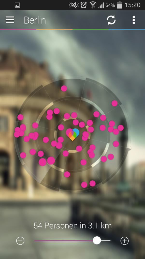 Radar - Lovoo