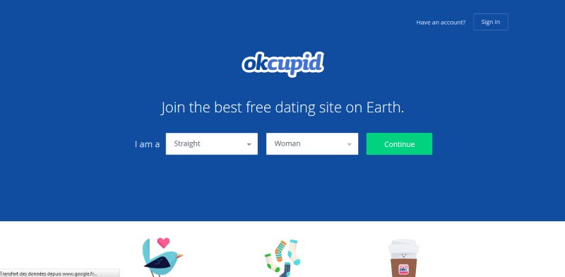 okcupid dating avis