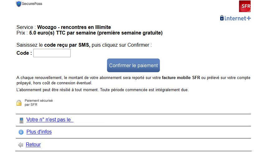 Sites de rencontre temoignages