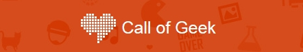 Call Of Geek - Logo
