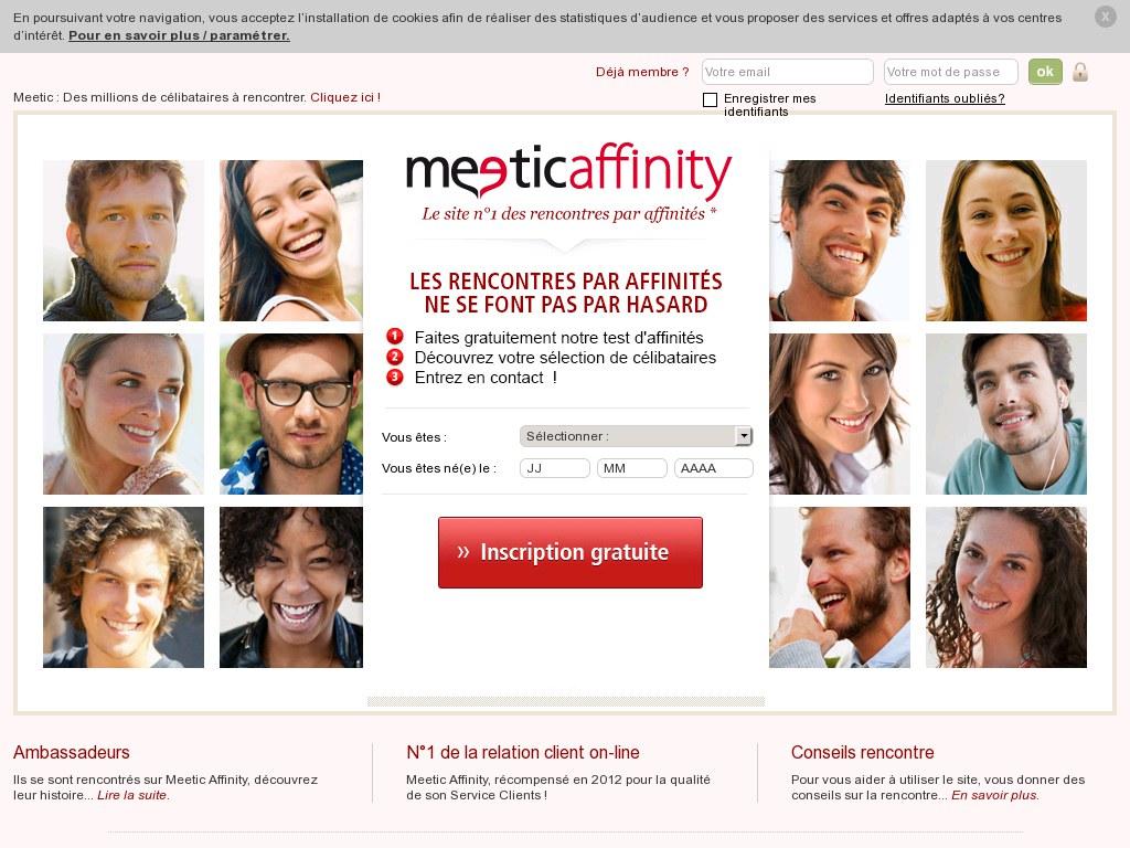 Meetic Affinity devient Affiny Le meilleur site de rencontre par affinit