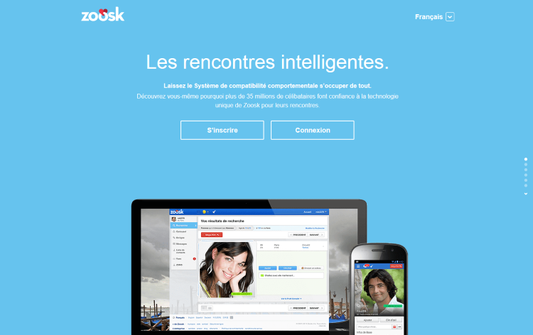 Zoosk site rencontre via facebook
