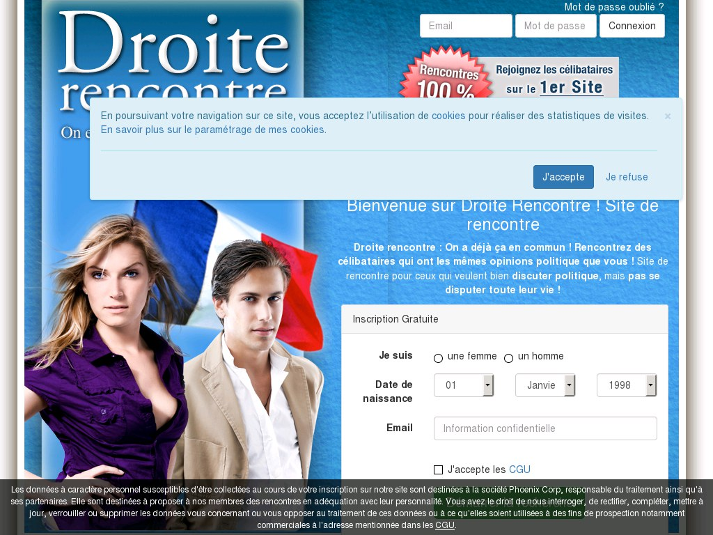Sites de rencontres par affinites