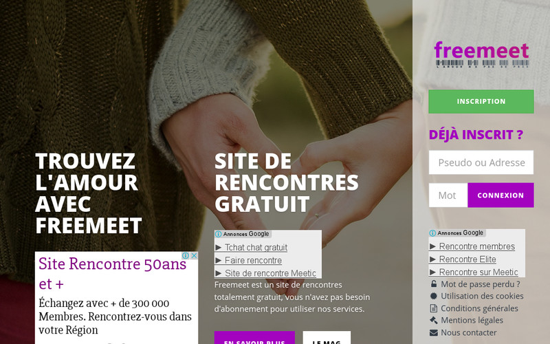 webechangiste freemeet site de rencontre