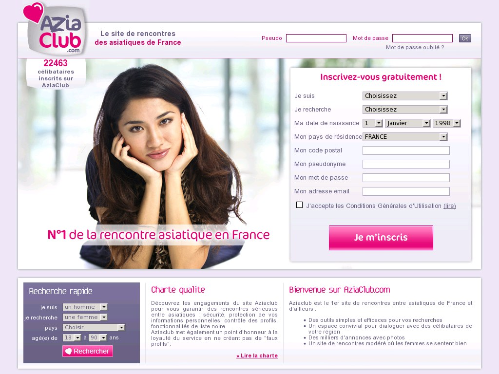 test site de rencontre gratuit place libertione