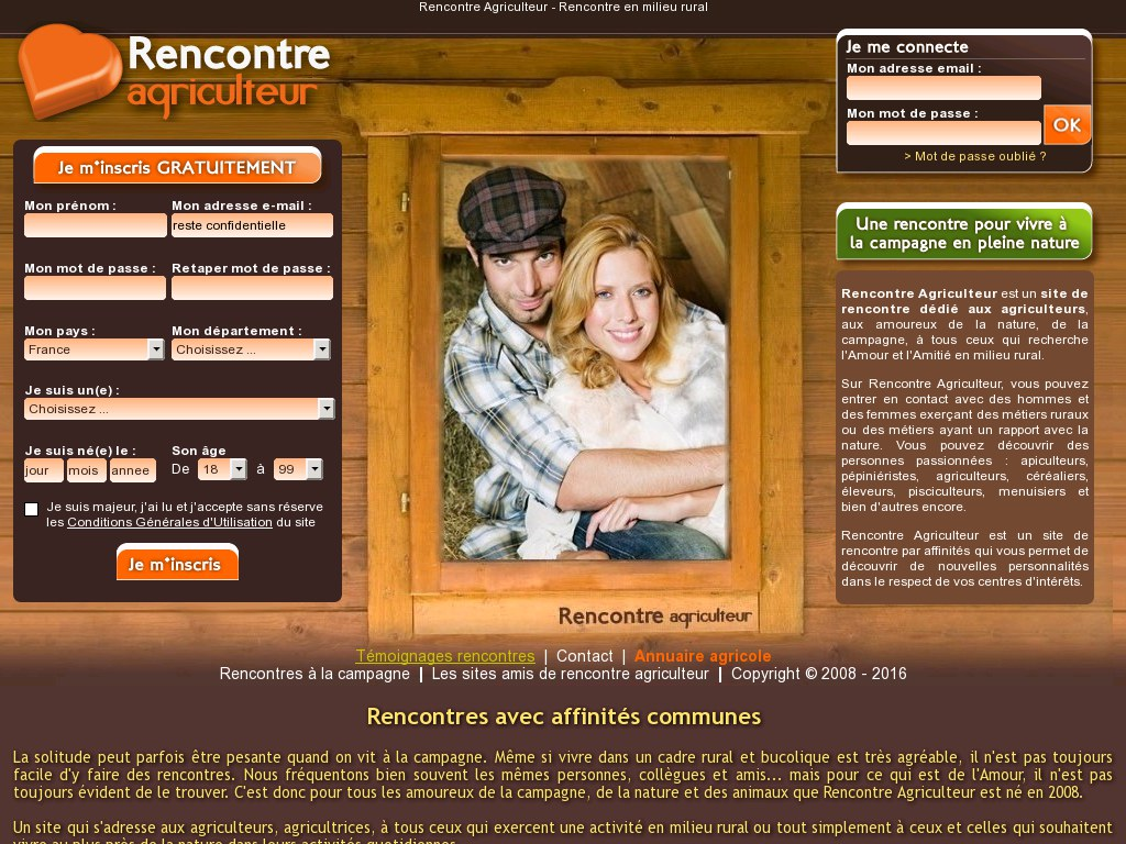 Sites de rencontre sur internet avis