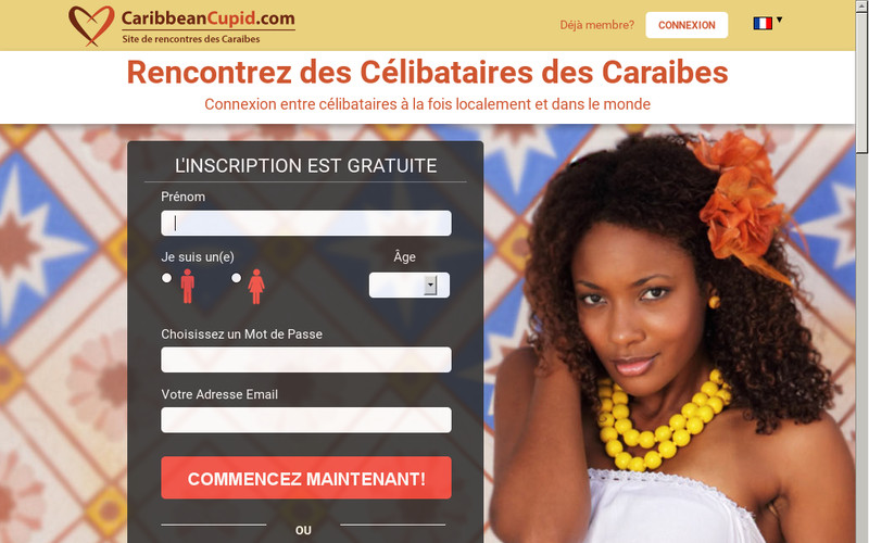 Caribbeancupid - Test, Avis, Infos et Tarifs