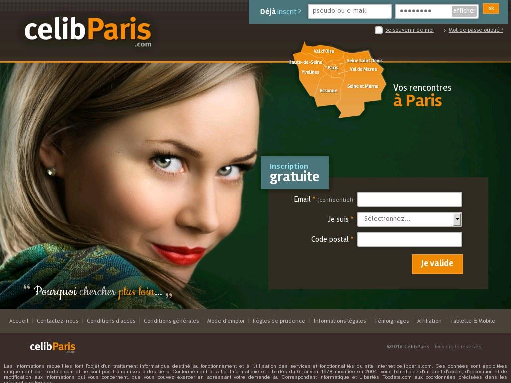 Celib Paris - Avis, Test, Infos et tarifs