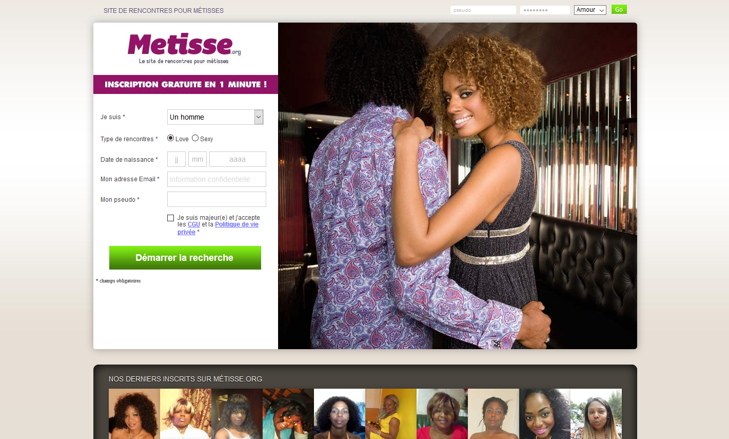 Metisse.org - Test, Avis et Prix