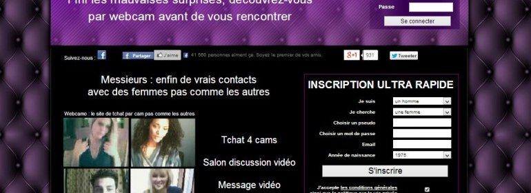 Service webcamo rencontre