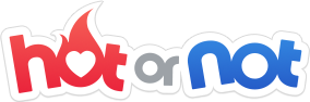 hot or not - logo