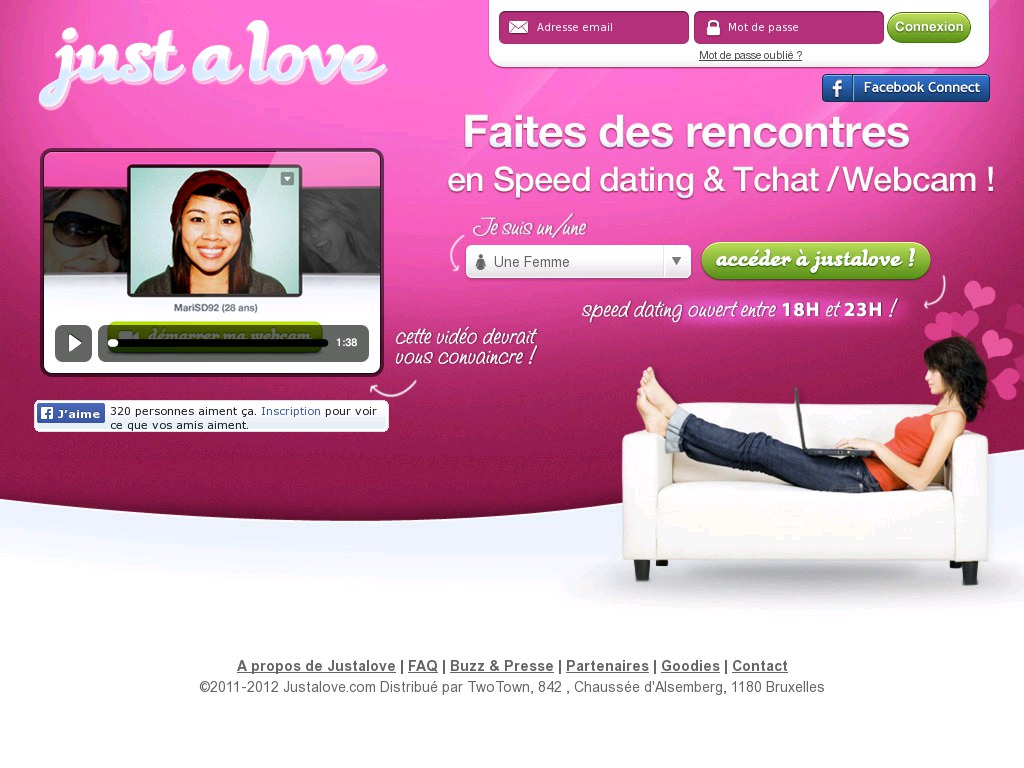 Commentaire se passe un Speed Dating