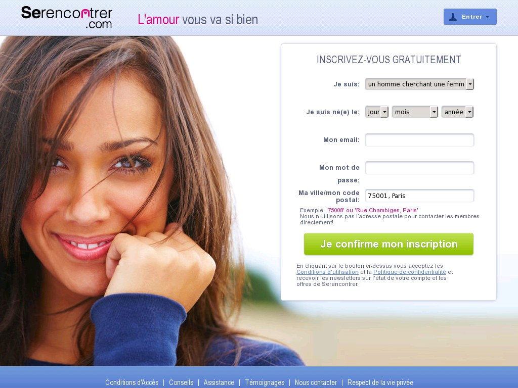 exemple description femme site de rencontre