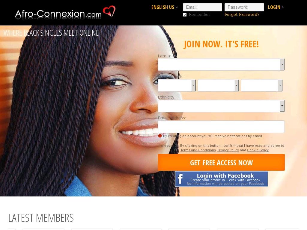 Site de rencontre afro avis