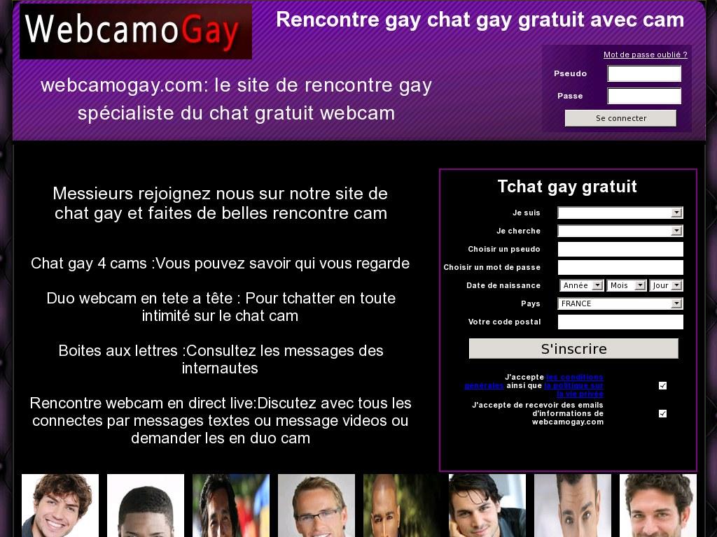 Site de rencontre gay cam