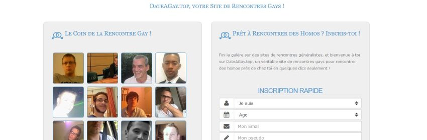 Dateagay.top - Test & Avis