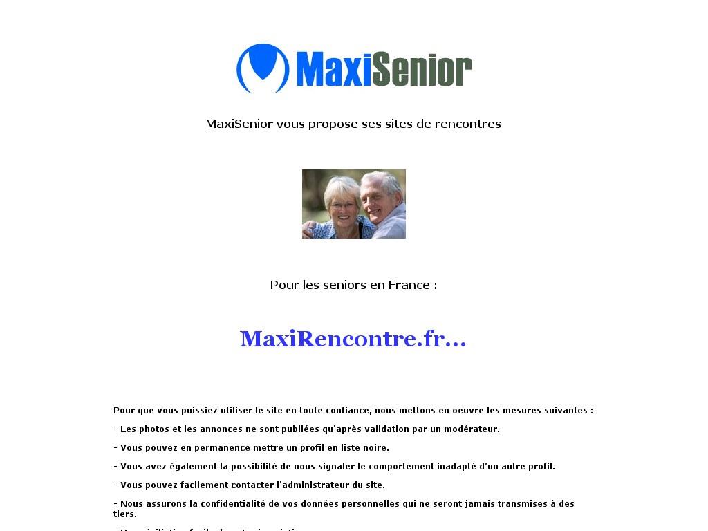 Sites de rencontres seniors entièrement gratuits