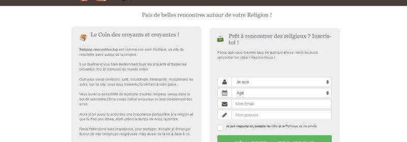 Religion-Rencontres - Test, avis, infos et tarifs