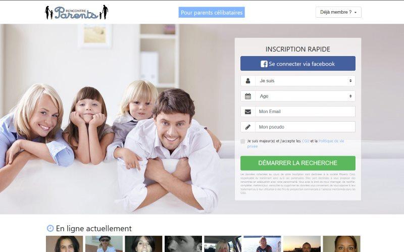 Rencontre Parents - Test, avis, infos et tarifs