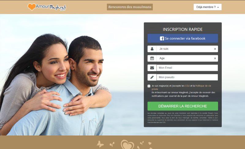 AmourMaghreb - Test, avis, infos et tarifs