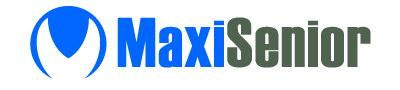 maxisenior - logo