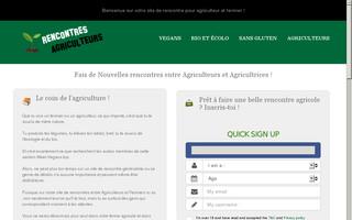 meilleur site de rencontre agriculteur 2018