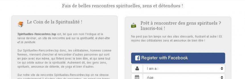 Spirituelles-Rencontres - Avis, Test, Infos et Tarif